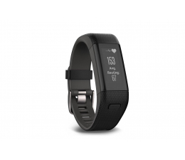 Garmin Vivosmart HR+ PL GPS czarny (010-01955-42)