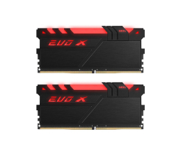 GeIL 16GB 2400MHz Evo X RGB LED CL16 (2x8GB) (GEXB416GB2400C16DC)