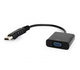 Gembird Adapter DisplayPort - VGA (AB-DPM-VGAF-02)