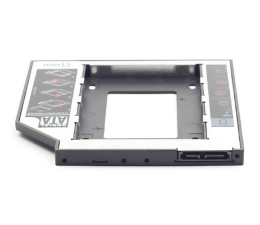 "Gembird Adapter HDD 5.25""->2.5"" (SATA na slot DVD 12.7mm) (MF-95-02)"