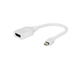 Gembird Adapter Mini DisplayPort - DisplayPort (A-MDPM-DPF-001-W)