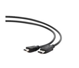 Gembird Displayport (M)->HDMI (M) 1,8m czarny (CC-DP-HDMI-6)