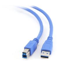 Gembird Kabel do drukarek A-B M/M 3m (CCP-USB3-AMBM-10)