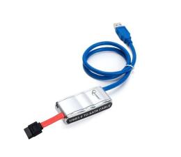 "Gembird Konwerter USB 3.0->SATA 2.5""/3.5"" +zasilacz (AUS03)"