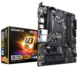 Gigabyte B360M D3H