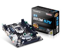 Gigabyte GA-H81M-S2V (PCI-E DDR3)