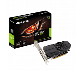 Gigabyte GeForce GTX 1050 OC Low Profile 2GB GDDR5 (GV-N1050OC-2GL)