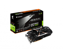 Gigabyte GeForce GTX 1060 Aorus Xtreme Edition 6GB (GV-N1060AORUS X-6GD)