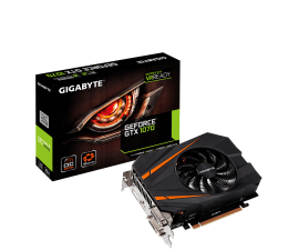 Gigabyte GeForce GTX 1070 Mini ITX OC 8GB GDDR5 (GV-N1070IXOC-8GD)