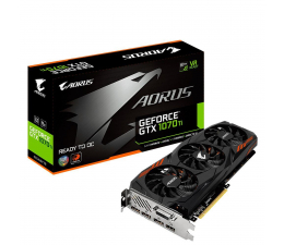 Gigabyte GeForce GTX 1070 Ti AORUS 8GB GDDR5 (GV-N107TAORUS-8GD)