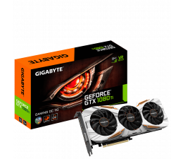 Gigabyte GeForce GTX 1080 Ti GAMING OC 11GB GDDR5X  (GV-N108TGAMING OC-11GD)