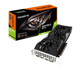 Gigabyte GeForce GTX 1660 Ti GAMING OC 6GB GDDR6 (GV-N166TGAMING OC-6GD)