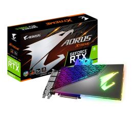 Gigabyte GeForce RTX 2080 Ti AORUS XTREME WF WB 11GB GDDR6  (GV-N208TAORUS X WB-11GC)