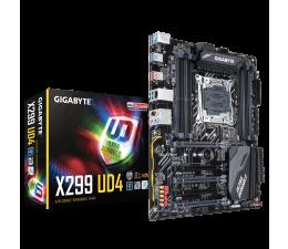 Gigabyte X299 UD4 (5xPCI-E DDR4 USB 3.1/M.2)