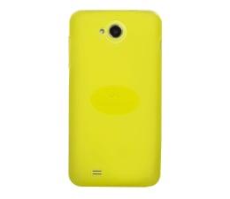 Goclever Etui ochronne do smartfonu Quantum 4 żółte