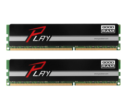 GOODRAM 16GB 2400MHz Play CL15 (2x8GB) Black (GY2400D464L15S/16GDC)