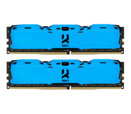 GOODRAM 16GB 3000MHz IRDM X Blue CL16 (2x8GB) (IR-XB3000D464L16S/16GDC)