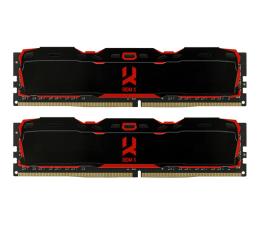 GOODRAM 16GB 3200MHz IRIDIUM Black CL16 (2x8GB) (IR-X3200D464L16S/16GDC )