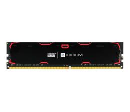 GOODRAM 4GB 2400MHz IRIDIUM Black CL15 (IR-2400D464L15S/4G)
