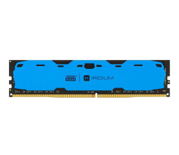 GOODRAM 8GB 2400MHz IRIDIUM Blue CL15 (2x4GB) (IR-B2400D464L15S/8GDC)