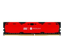 GOODRAM 8GB 2400MHz Iridium CL15 Red (IR-R2400D464L15S/8G)