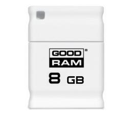 GOODRAM 8GB Piccolo zapis 5MB/s odczyt 20MB/s biały (PD8GH2GRPIWR10 / UPI2-0080W0R11)