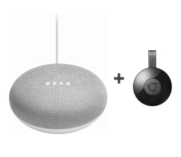 Google Home Mini + Chromecast 2015 (403060 + 273837)