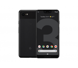 Google Pixel 3 XL 64GB Just Black (GO-P3XL-64/BK)