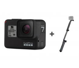 GoPro Hero7 Black + 3-Way