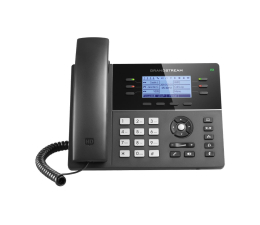 Grandstream GXP 1760 HD VoIP (6-linii 2x10/100Mbps 3xSIP) PoE  (GXP 1760 HD)