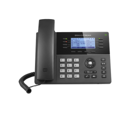 Grandstream GXP 1780 HD VoIP (8-linii 2x10/100Mbps 4xSIP) PoE  (GXP 1780 HD)