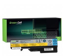 Green Cell Bateria do Lenovo (4400 mAh, 10.8V, 11.1V) (LE07)