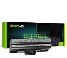 Green Cell Bateria do Sony Vaio (4400 mAh, 10.8, 11.1V) (SY03)