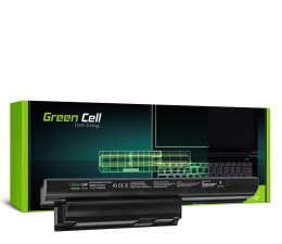 Green Cell Bateria do Sony Vaio (4400 mAh, 11.1V, 10.8V) (SY08)