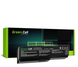 Green Cell Bateria do Toshiba (4400 mAh, 10.8V, 11.1V) (TS03V2)