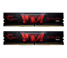 G.SKILL 16GB 2400MHz Aegis CL17 (2x8GB) (F4-2400C17D-16GIS)