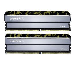 G.SKILL 16GB 2400MHz Sniper X Digital Camo CL17 (2x8GB) (F4-2400C17D-16GSXK)