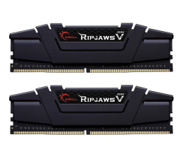 G.SKILL 16GB 3000MHz Ripjaws V Black CL15 (2x8GB) (F4-3000C15D-16GVGB)