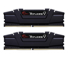 G.SKILL 16GB 3600MHz Ripjaws V Black CL17 (2x8GB)  (F4-3600C17D-16GVK)