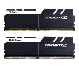 G.SKILL 16GB 3600MHz Trident Z Black CL17 (2x8GB) (F4-3600C17D-16GTZKW)