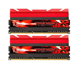 G.SKILL 8GB 2400MHz TridentX CL10 (2x4GB) (F3-2400C10D-8GTX)