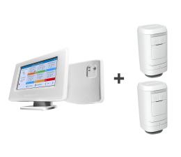 Honeywell ATP921R3052+2xHR91EE (moduł + 2x termostat) (ATP921R3052+2xHR91EE)