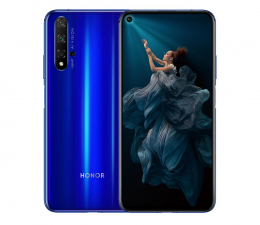 Honor 20 Dual SIM 6/128GB niebieski (MG-HO-A532)