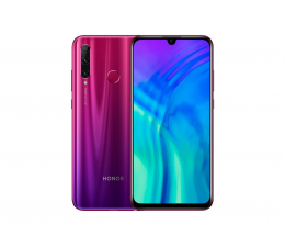 Honor 20 Lite 4/128GB czerwony (Harry-L21CT Phantom Red 51093SKW)