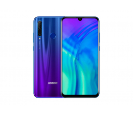 Honor 20 Lite 4/128GB niebieski (Harry-L21CT Phantom Blue 51093SKU)