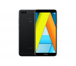 Honor 7A Dual SIM 32 GB czarny  (AUM-L29B Black)
