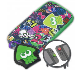 Hori Nintendo Switch Zestaw Splatoon (0873124006452)