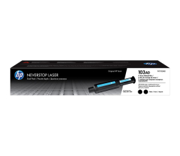 HP 103AD W1103AD  dual pack (HP NEVERSTOP MFP 1000/1200)