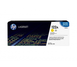 HP 122A Q3962A yellow 4000str. (Color LaserJet 2550/2550L/2550LN/2550N/2820)