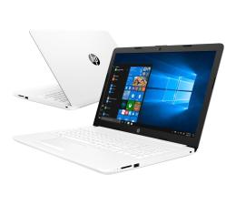 HP 15 i5-8250U/8GB/256/W10/FHD White  (15-da0037nw (4TZ03EA)-256SSD)